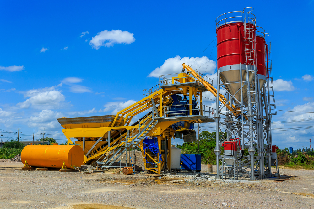 Batching Plant Mobile