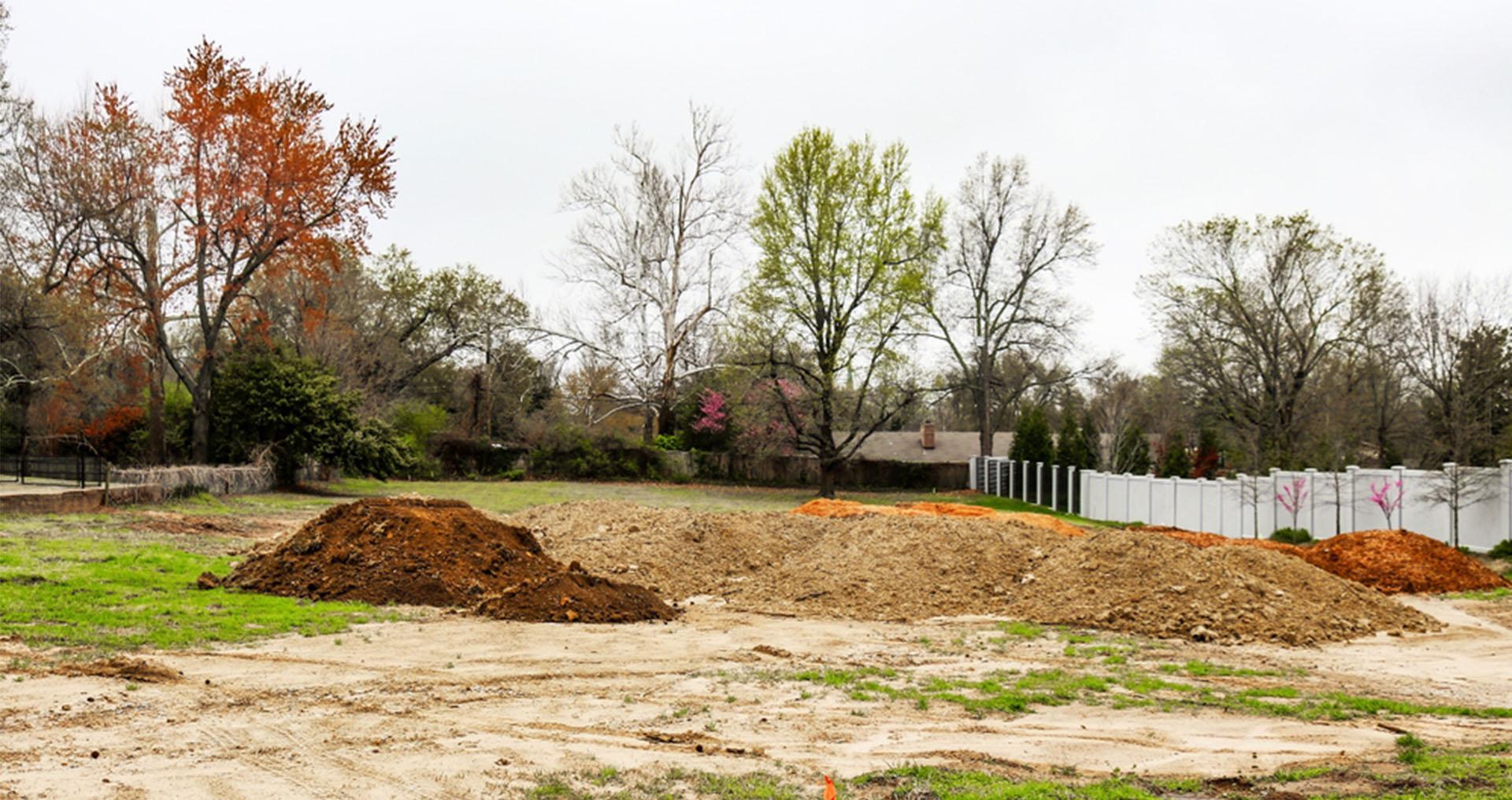 Persiapan Lokasi pembangunan rumah minimalis
