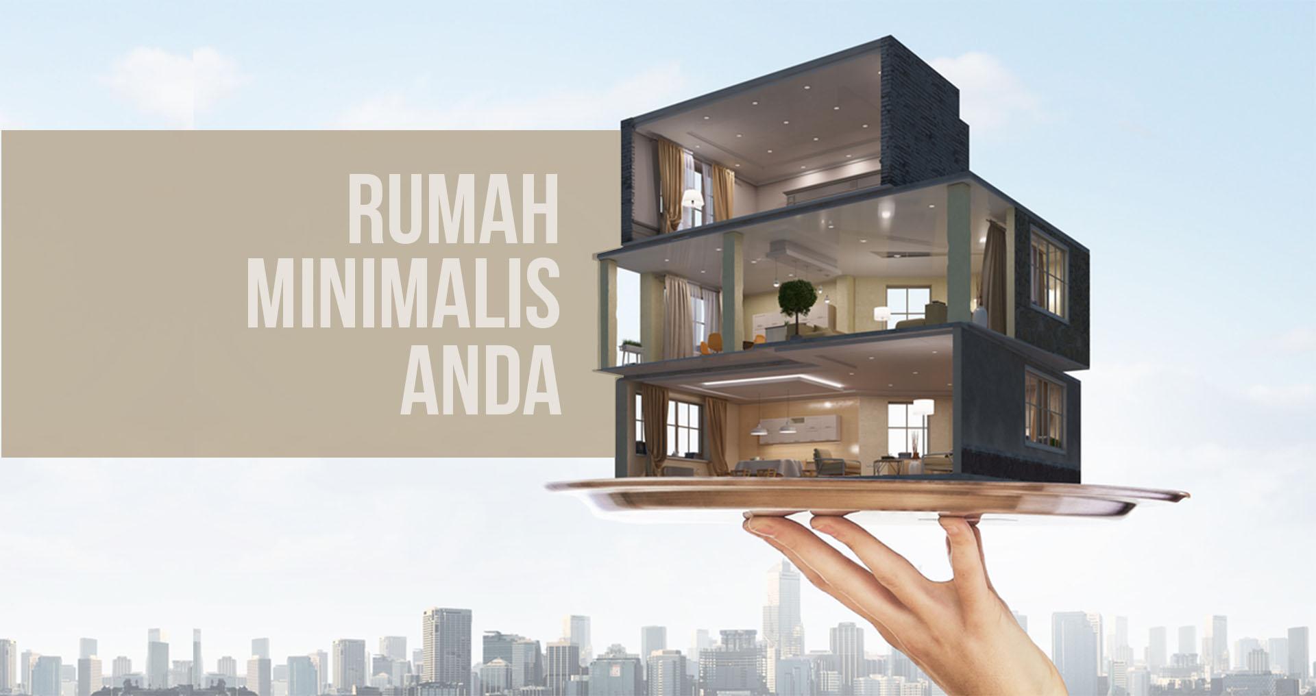 Rumah Minimalis Anda