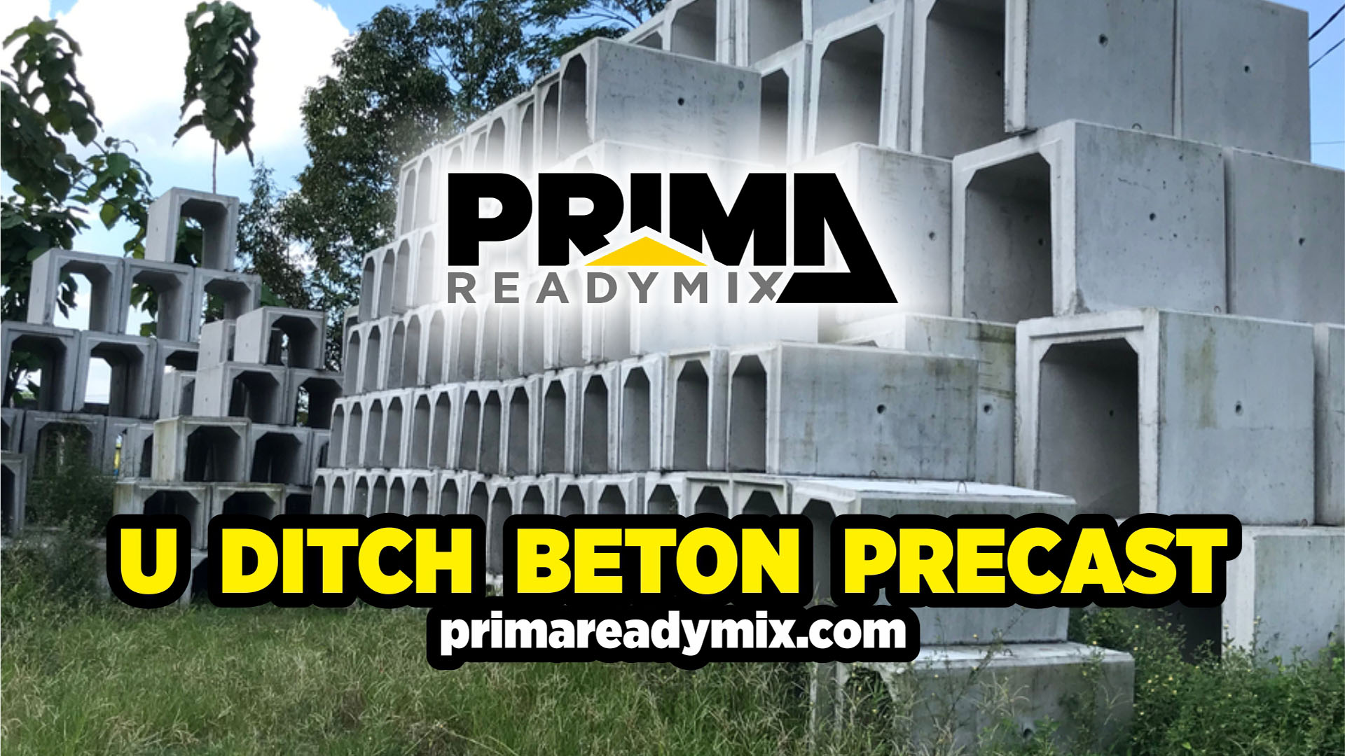 Harga U Ditch Beton Precast oke