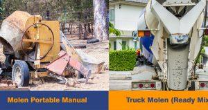 Molen Portable atau Jasa Truck Molen?